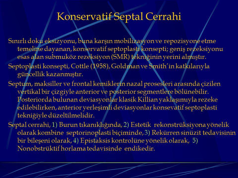Konservatif Septal Cerrahi