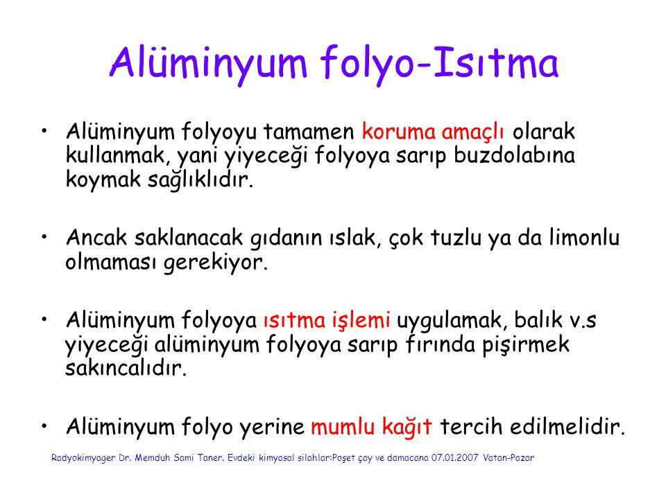 Alüminyum folyo-Isıtma