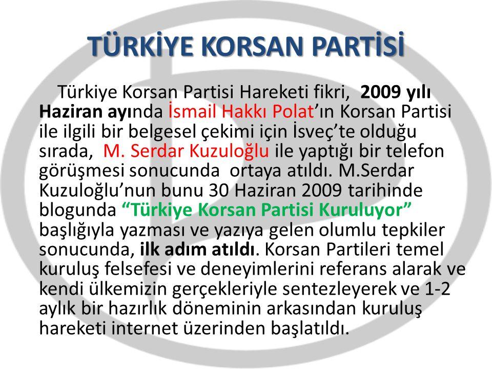 TÜRKİYE KORSAN PARTİSİ