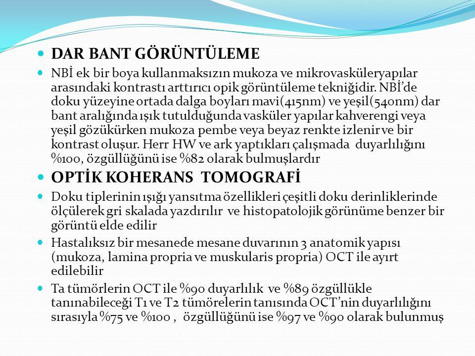 OPTİK KOHERANS TOMOGRAFİ