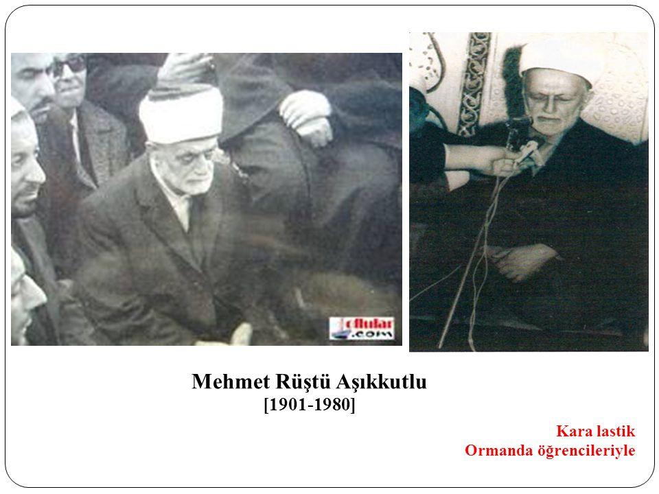 Mehmet Rüştü Aşıkkutlu