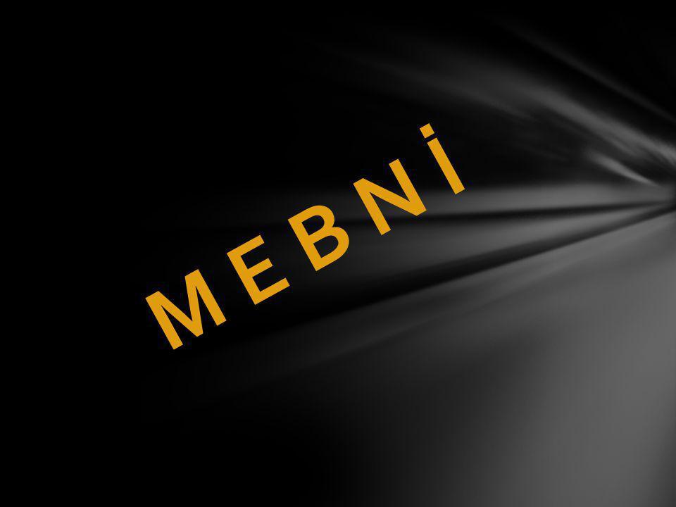 M E B N İ