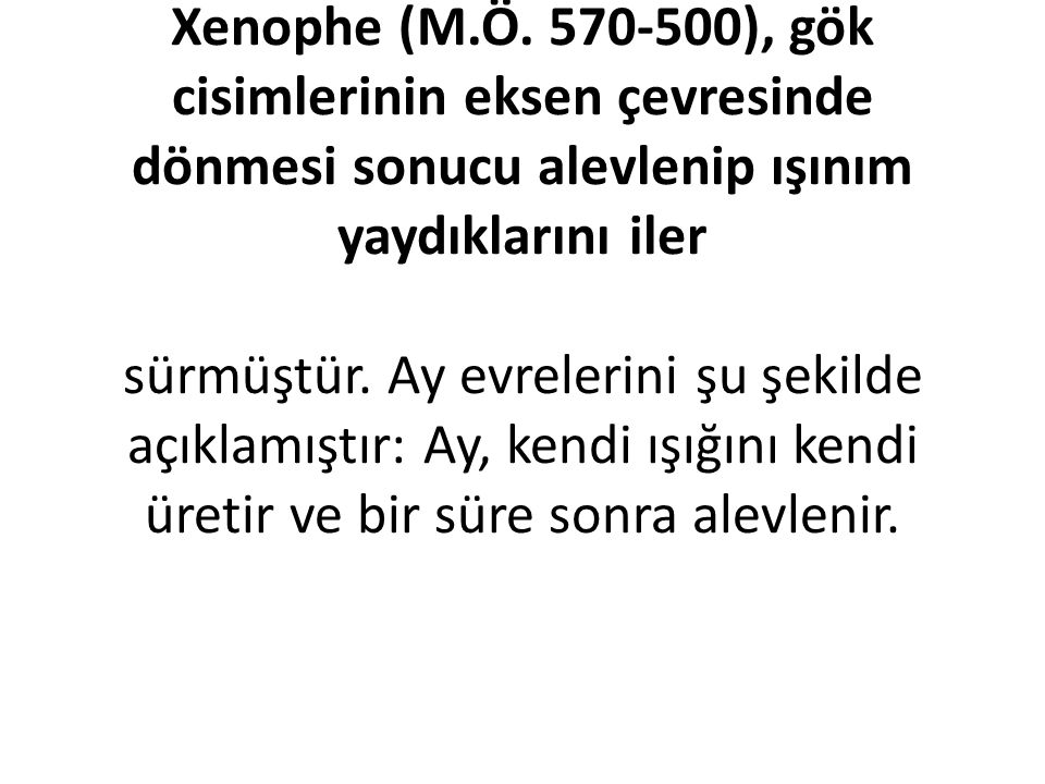 Xenophe (M.Ö.