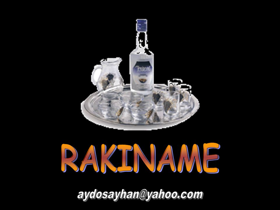 RAKINAME aydosayhan@yahoo.com