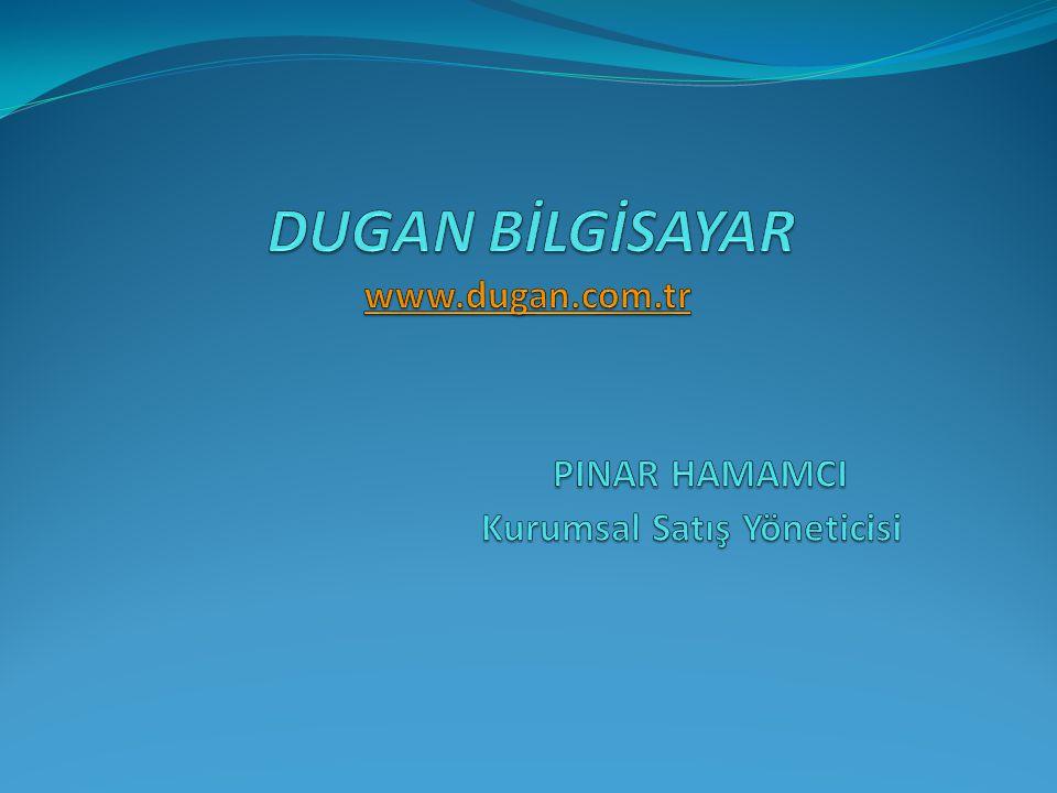DUGAN BİLGİSAYAR www. dugan. com