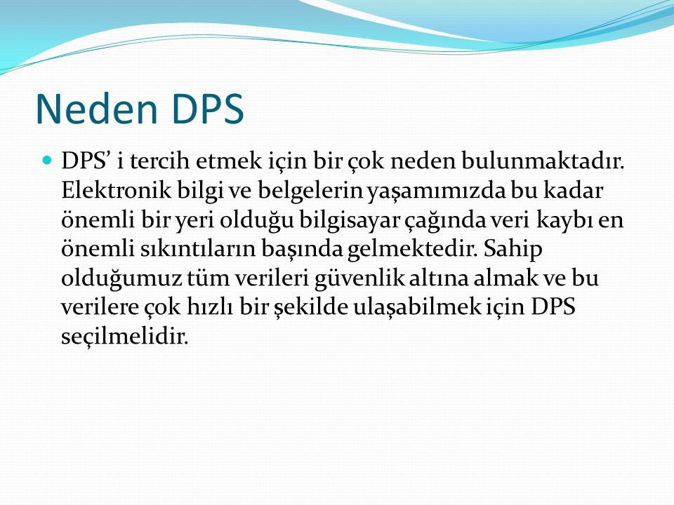 Neden DPS