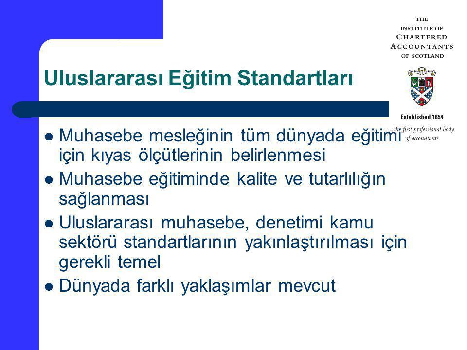 Uluslararası Eğitim Standartları