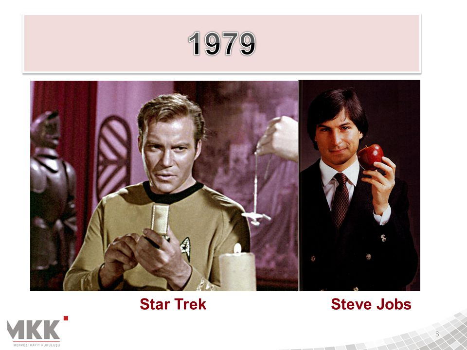 1979 Star Trek Steve Jobs