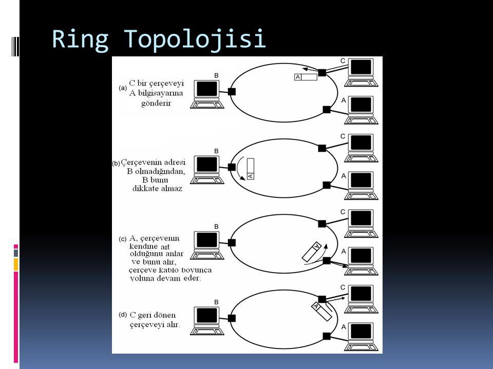 Ring Topolojisi