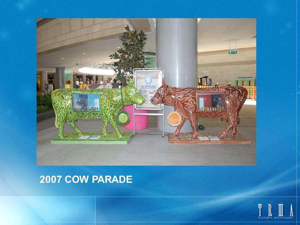 2007 COW PARADE