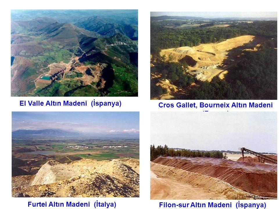 El Valle Altın Madeni (İspanya)
