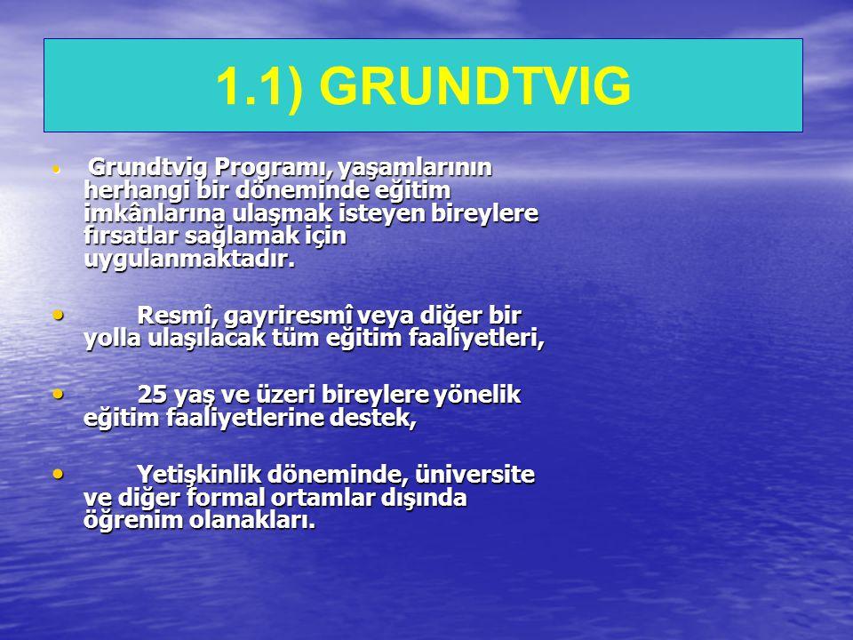 GRUNDTVIG 1.1) GRUNDTVIG. 