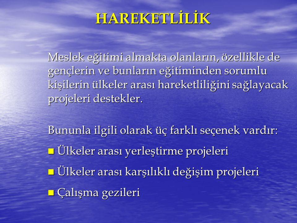 HAREKETLİLİK