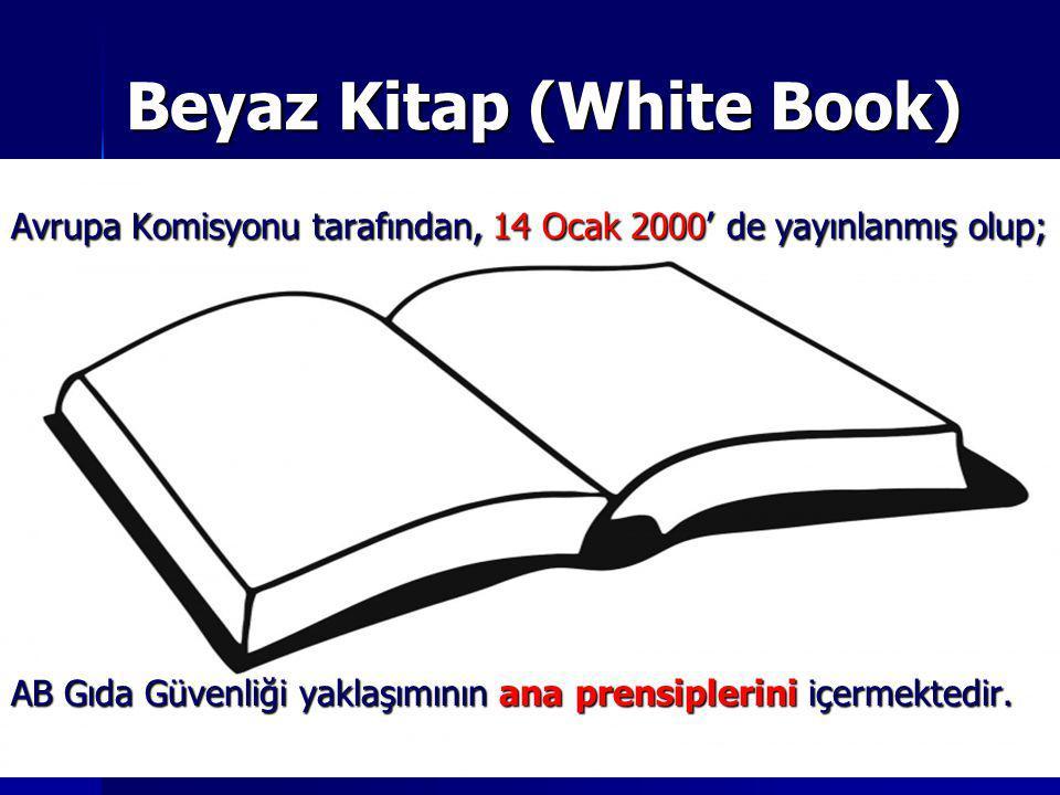 Beyaz Kitap (White Book)