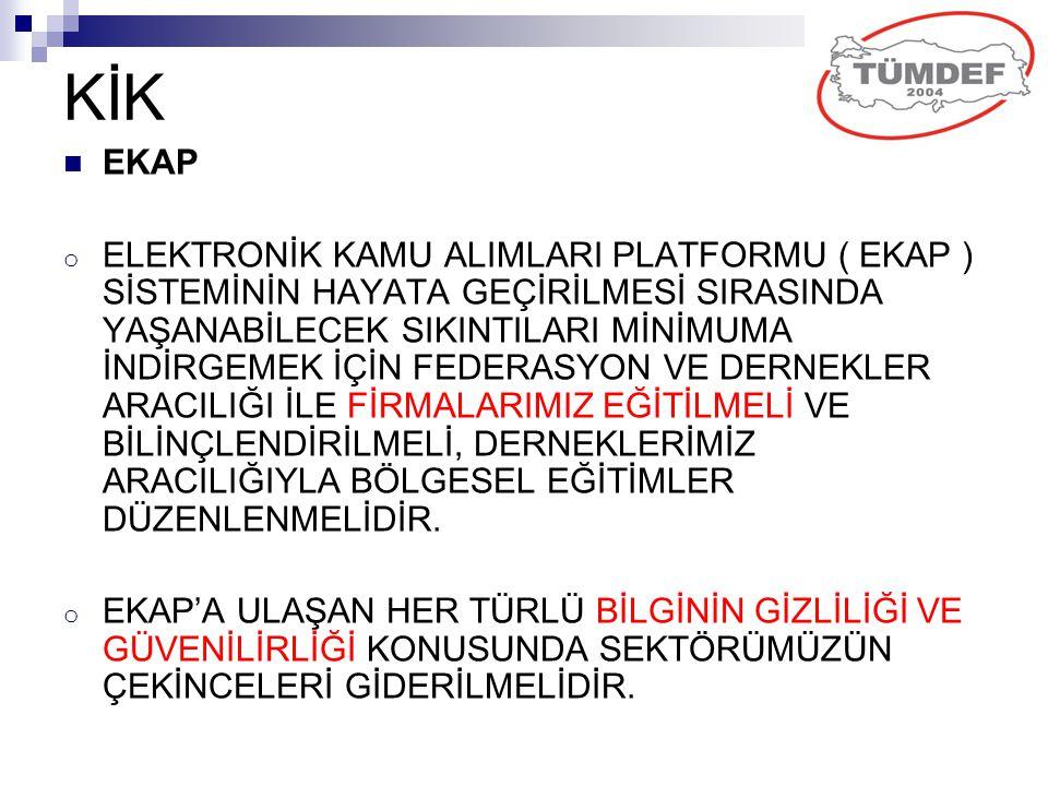KİK EKAP.