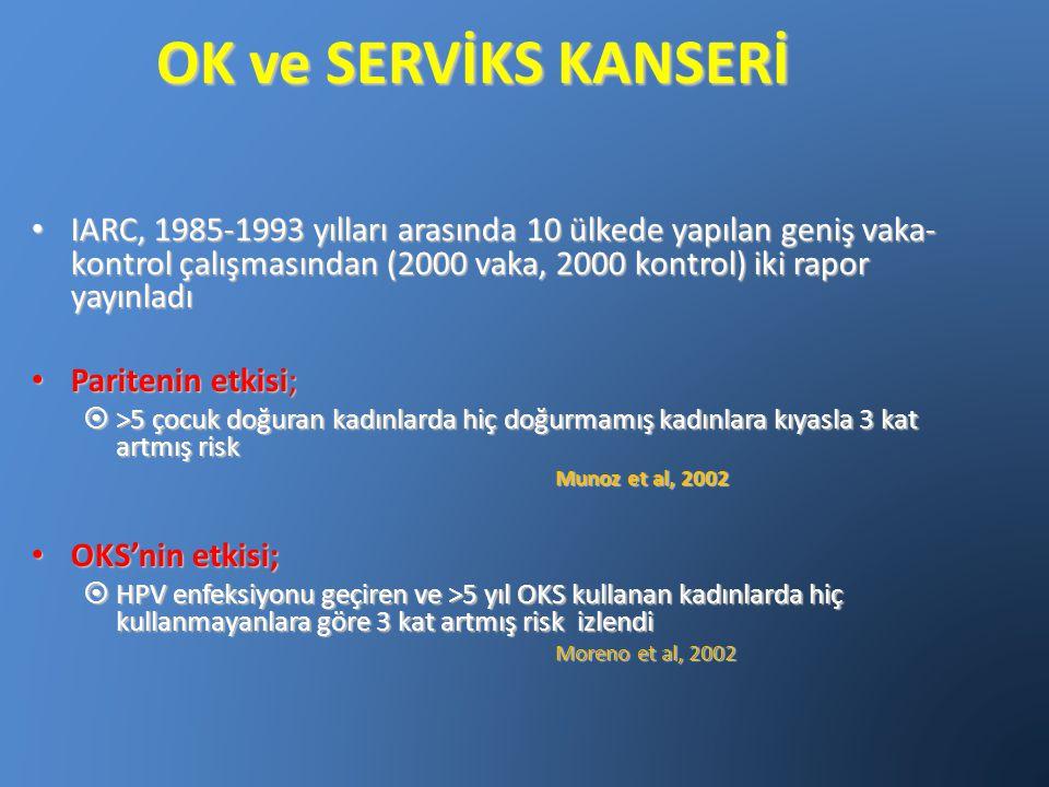 OK ve SERVİKS KANSERİ
