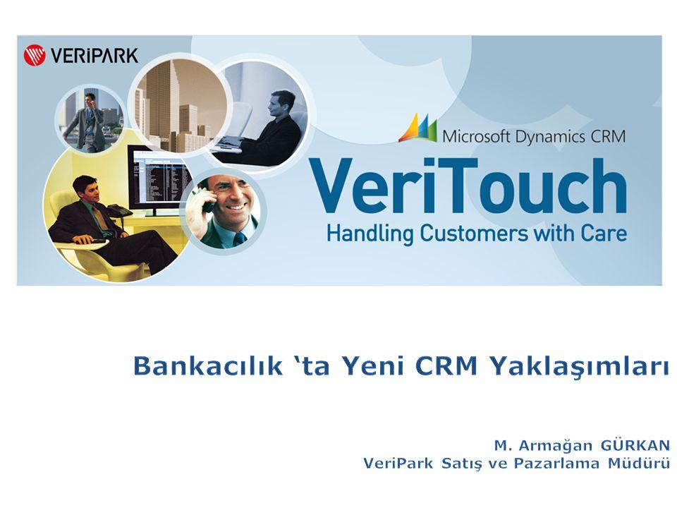 Bankacılık 'ta Yeni CRM Yaklaşımları M
