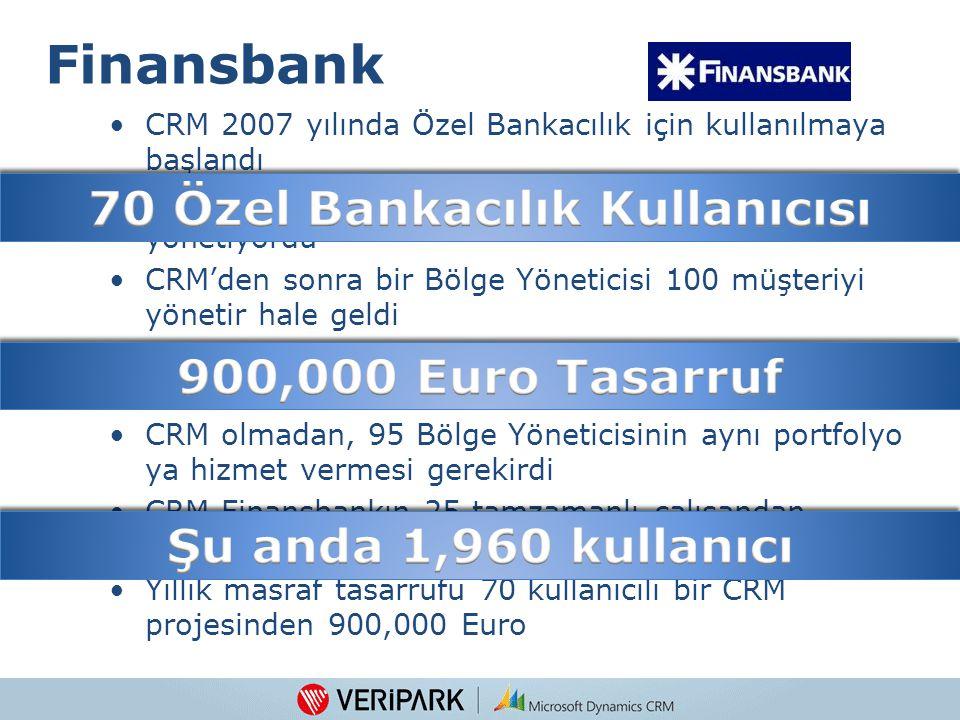 70 Özel Bankacılık Kullanıcısı