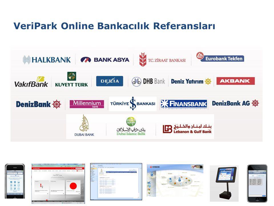 VeriPark Online Bankacılık Referansları