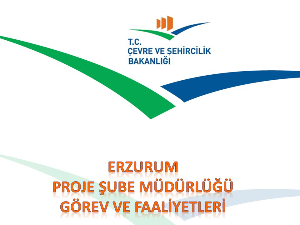 ProJe Şube Müdürlüğü görev ve faalİyetlerİ