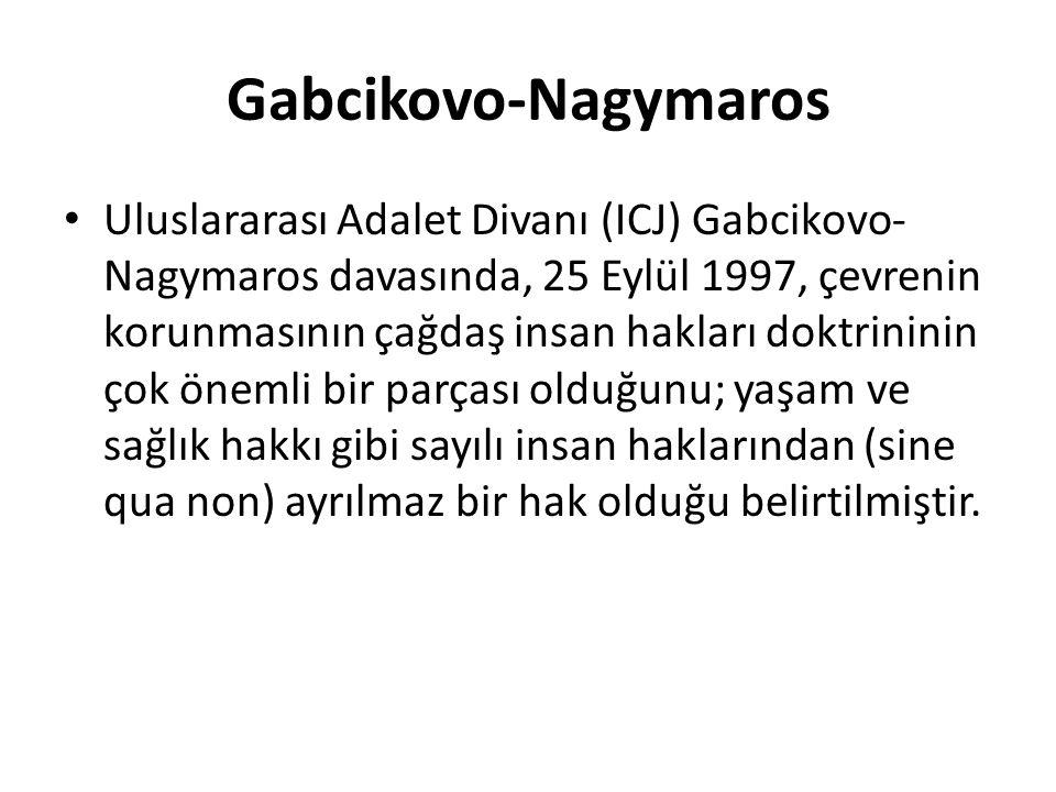 Gabcikovo-Nagymaros