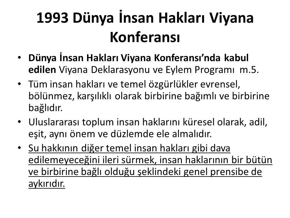1993 Dünya İnsan Hakları Viyana Konferansı