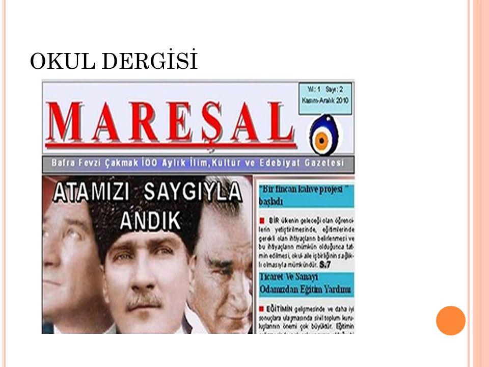 OKUL DERGİSİ