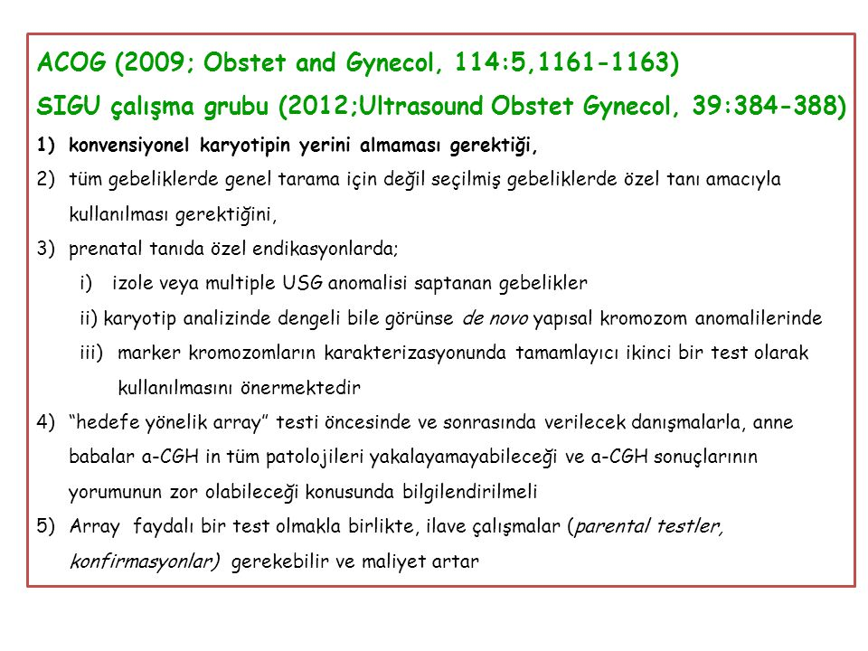 ACOG (2009; Obstet and Gynecol, 114:5,1161-1163)
