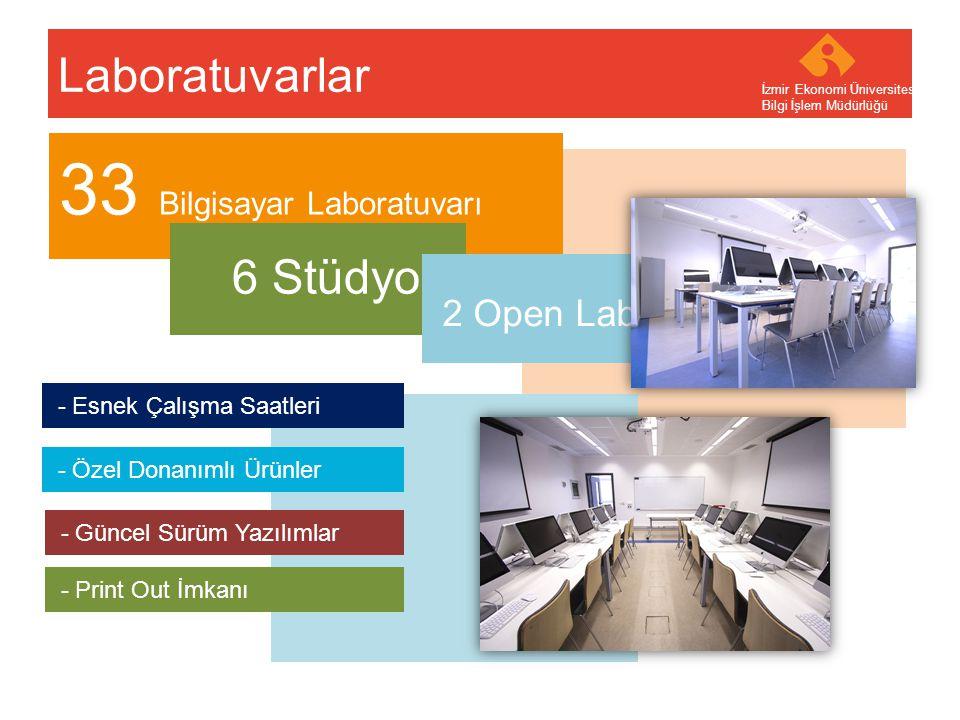 33 Bilgisayar Laboratuvarı