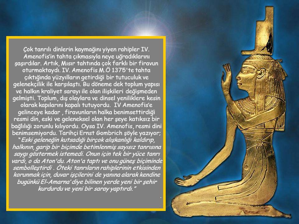 Çok tanrılı dinlerin kaymağını yiyen rahipler IV