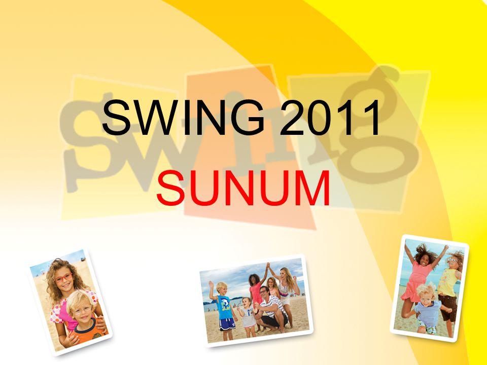 SWING 2011 SUNUM