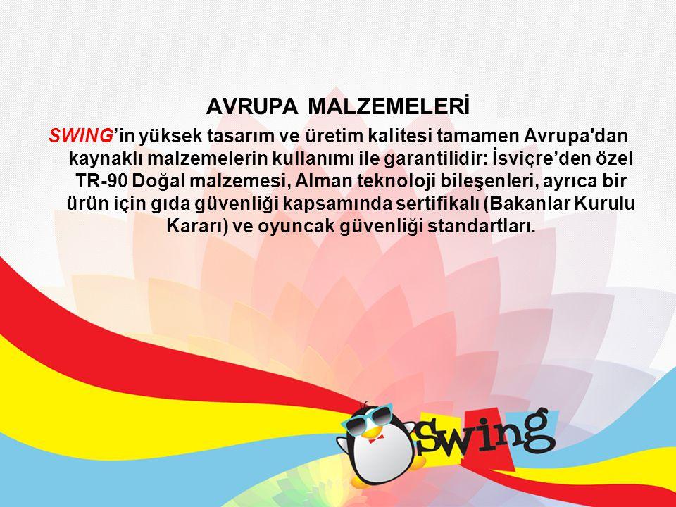 AVRUPA MALZEMELERİ