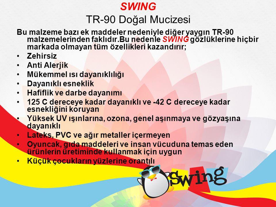 SWING TR-90 Doğal Mucizesi