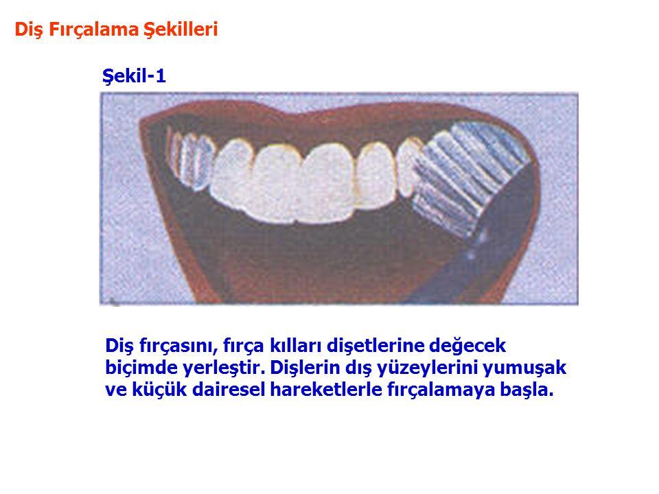 Diş Fırçalama Şekilleri