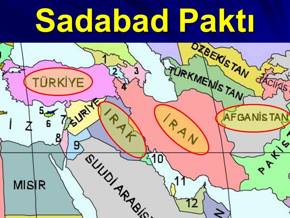 Sadabad Paktı