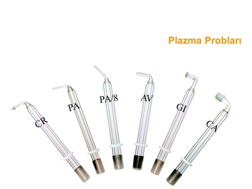 Plazma Probları PA/8 AV PA GI CR CA