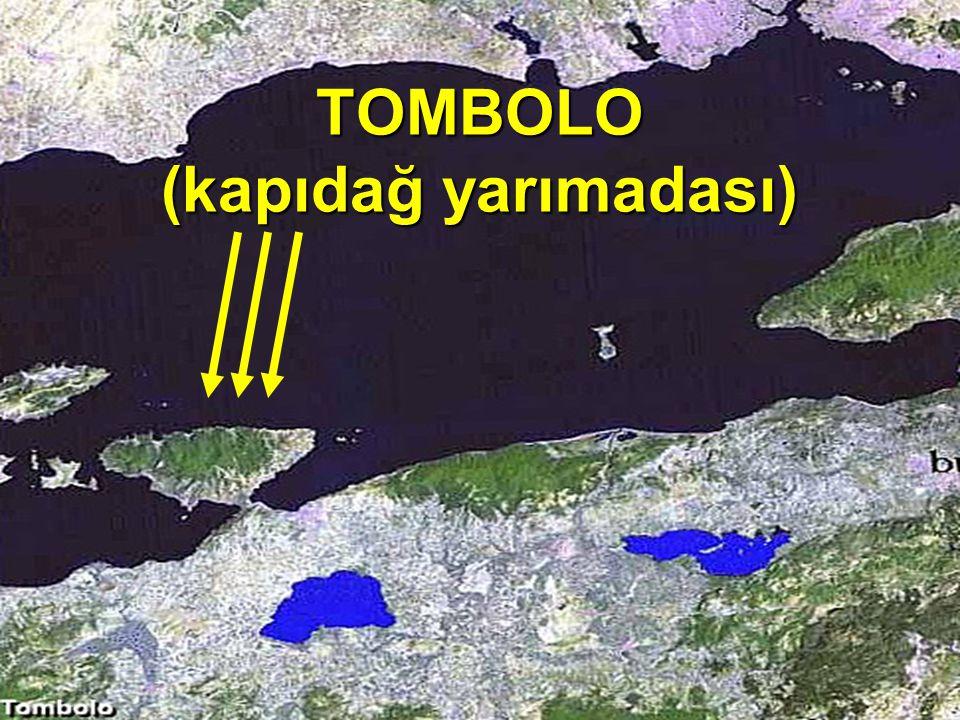 TOMBOLO (kapıdağ yarımadası)