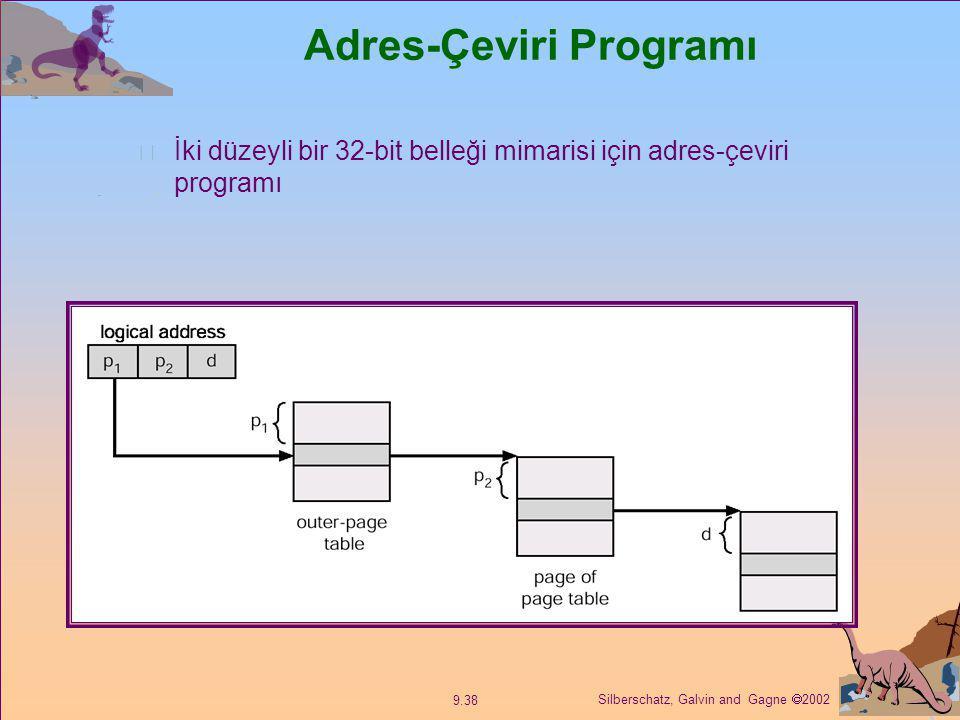 Adres-Çeviri Programı