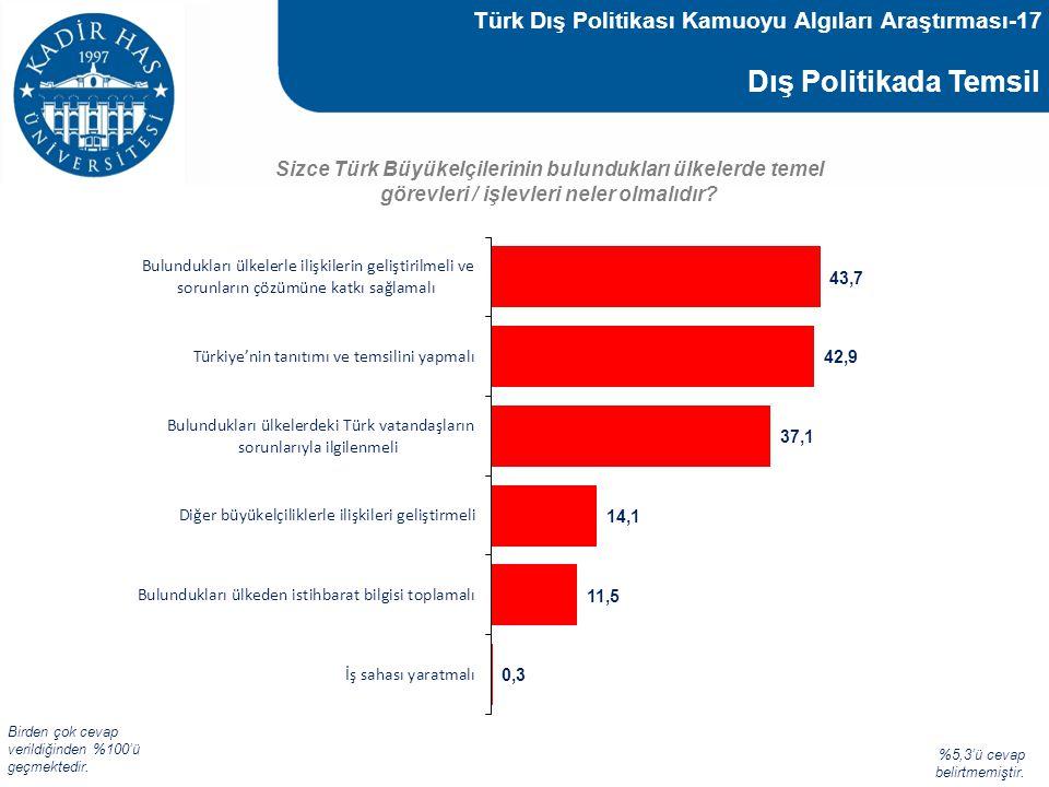 Türk Dış Politikası Kamuoyu Algıları Araştırması-17