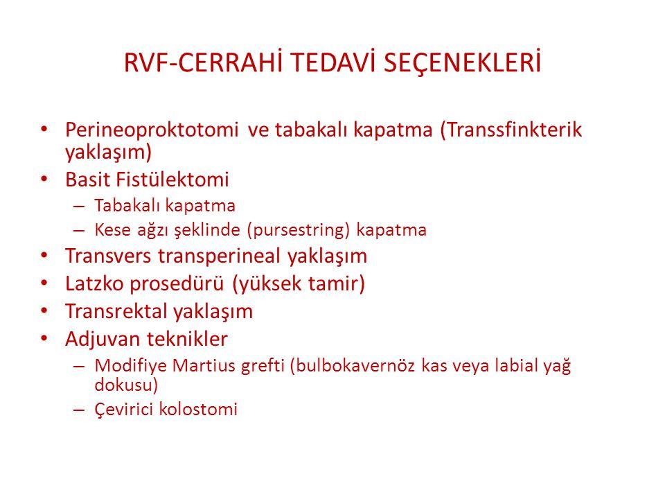 RVF-CERRAHİ TEDAVİ SEÇENEKLERİ