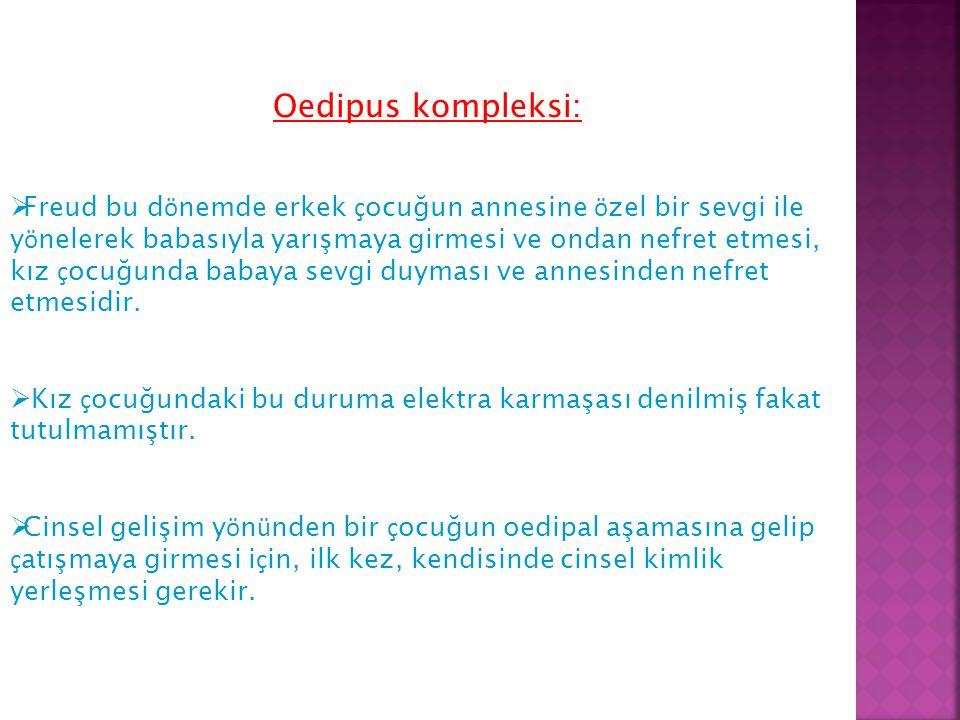 Oedipus kompleksi: