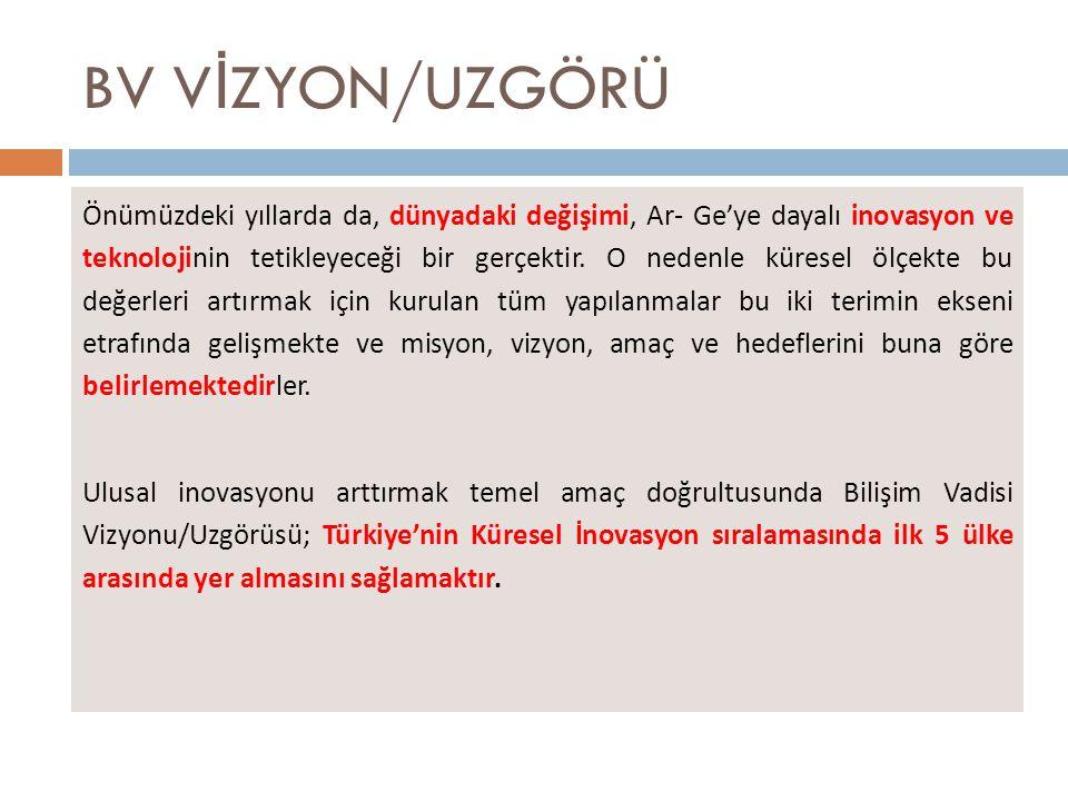 BV VİZYON/UZGÖRÜ