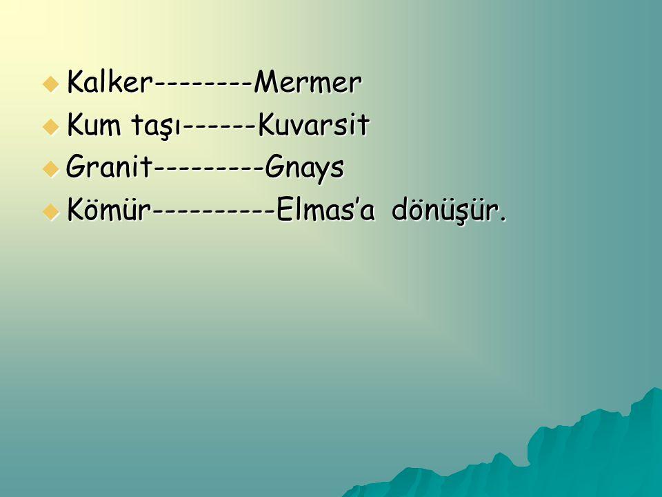 Kalker--------Mermer