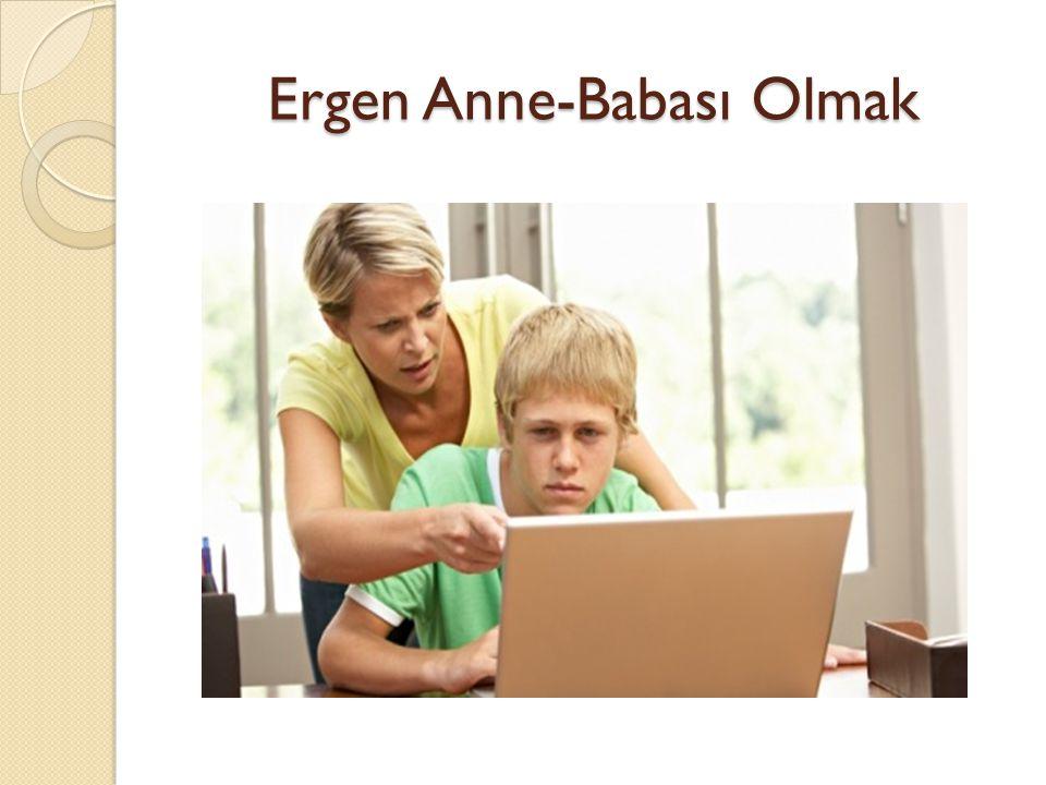 Ergen Anne-Babası Olmak