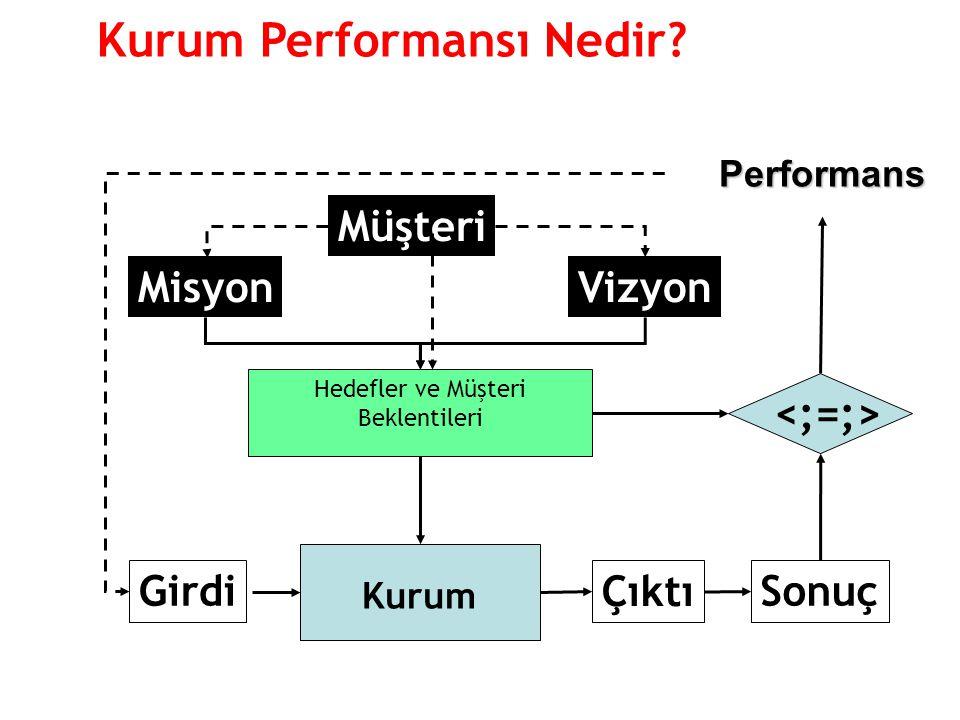Kurum Performansı Nedir