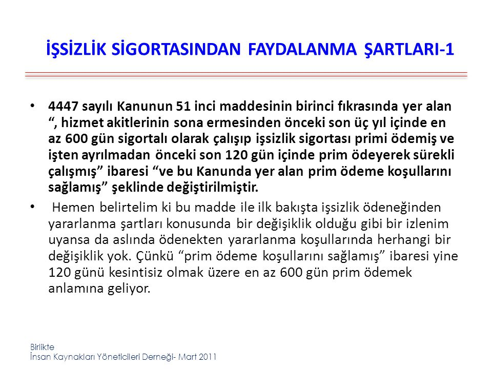 İŞSİZLİK SİGORTASINDAN FAYDALANMA ŞARTLARI-1