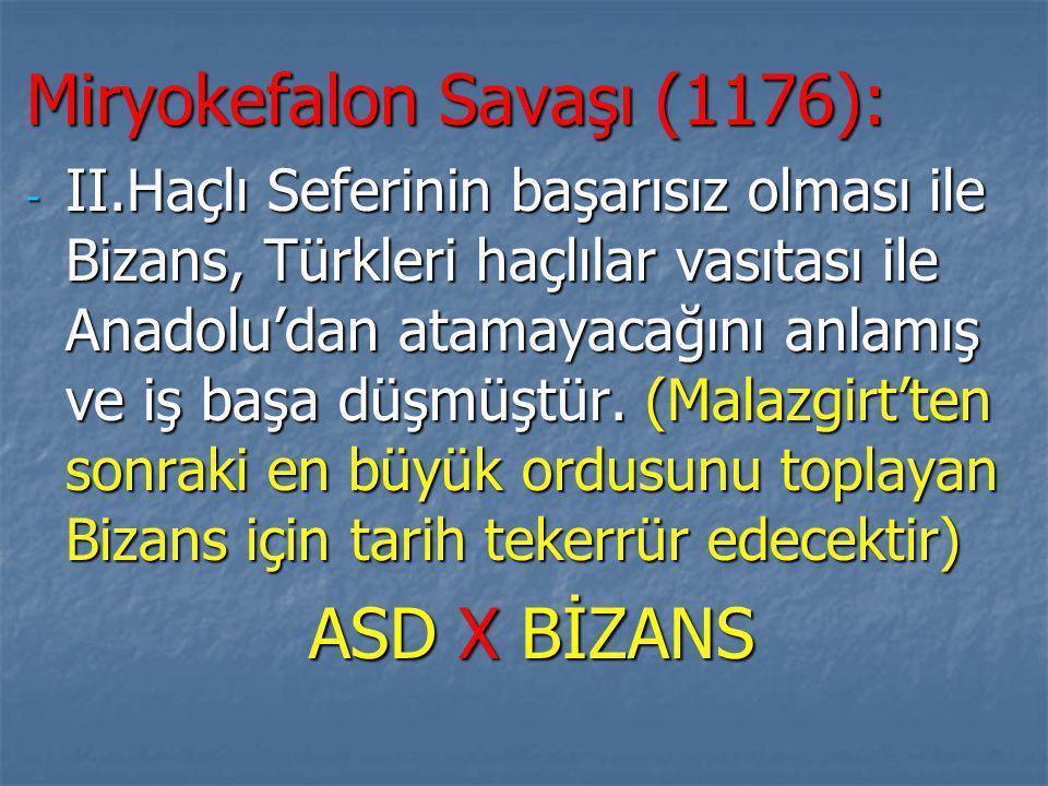 Miryokefalon Savaşı (1176):