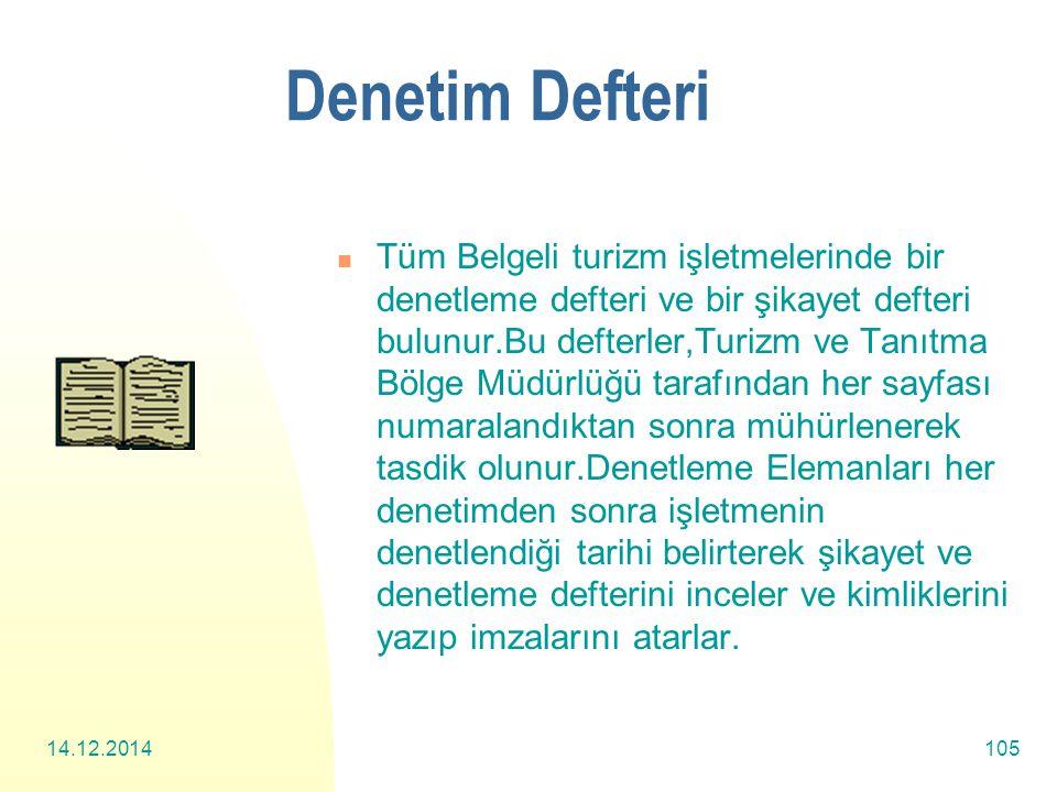 Denetim Defteri