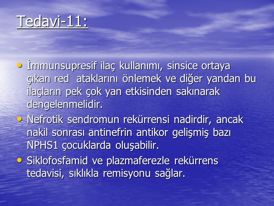 Tedavi-11:
