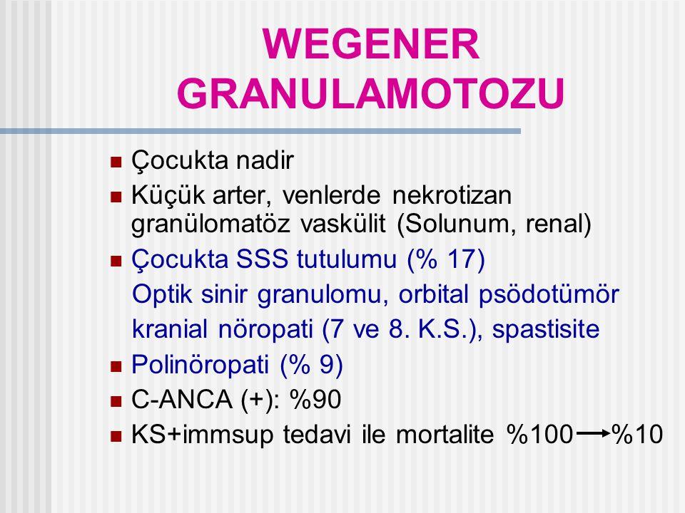 WEGENER GRANULAMOTOZU